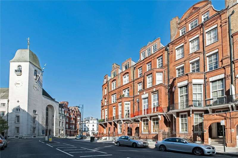 1 Bedroom Flat for sale in Pont Street, London, SW1X