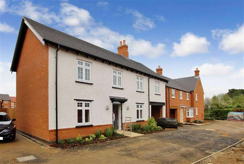 4 Bedrooms Detached House for sale in Plot 8, Bronnley Gate, Brackley