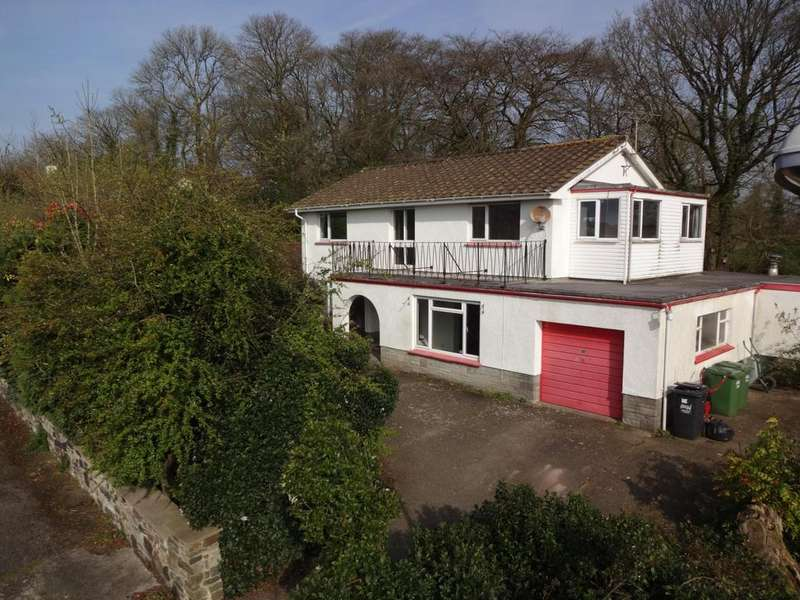 4 Bedrooms Detached House for sale in Winston Park, South Molton