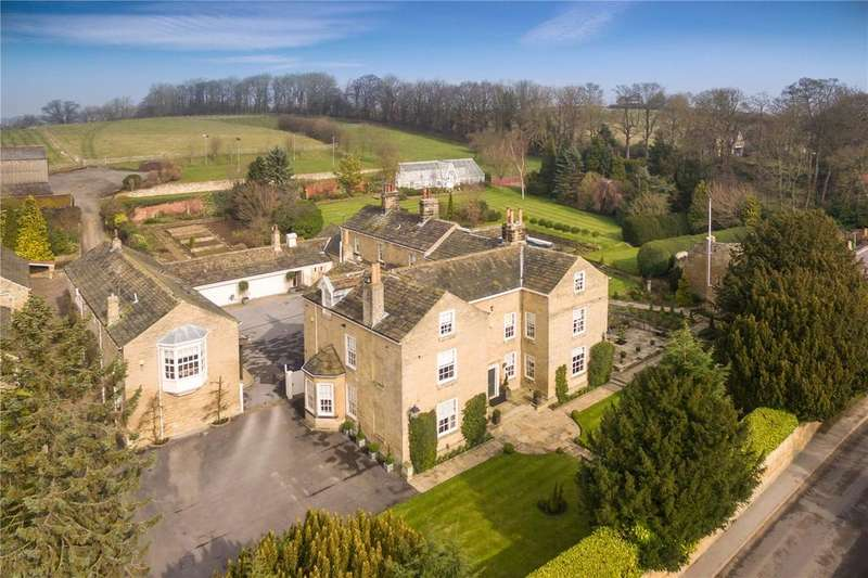 7 Bedrooms Unique Property for sale in Back Lane, Bramham, Wetherby, West Yorkshire, LS23