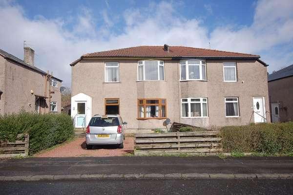 3 Bedrooms Flat for sale in 341 Kingsbridge Drive, Bankhead, Glasgow, G73 2BU