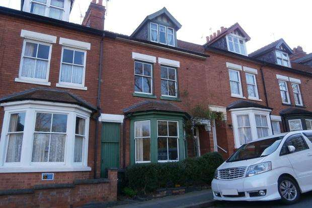 5 Bedrooms Terraced House for sale in Park Vale Road, Highfields, Leicester, LE5