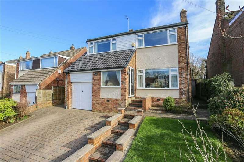 4 Bedrooms Detached House for sale in Marina Drive, Marple, Cheshire