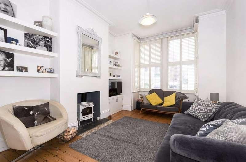 5 Bedrooms End Of Terrace House for sale in Herbert Road Brighton BN1