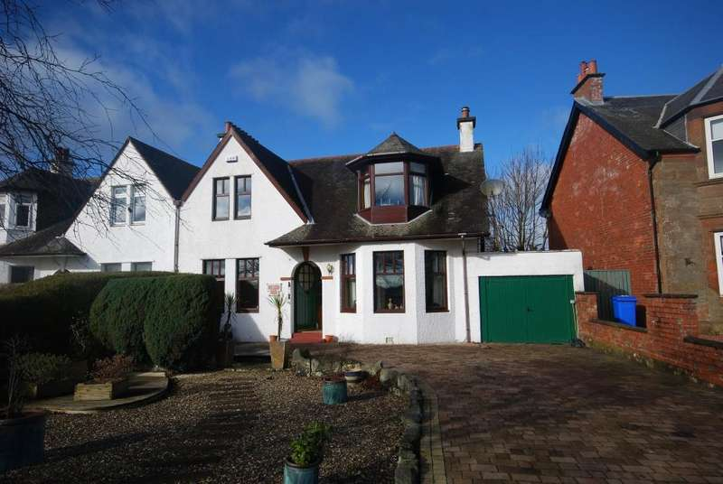 5 Bedrooms Semi-detached Villa House for sale in 33 Harling Drive, Troon, KA10 6NG