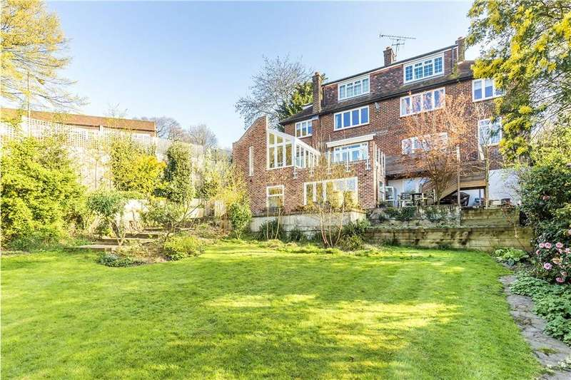 6 Bedrooms Detached House for sale in Victoria Drive, Wimbledon, London, SW19