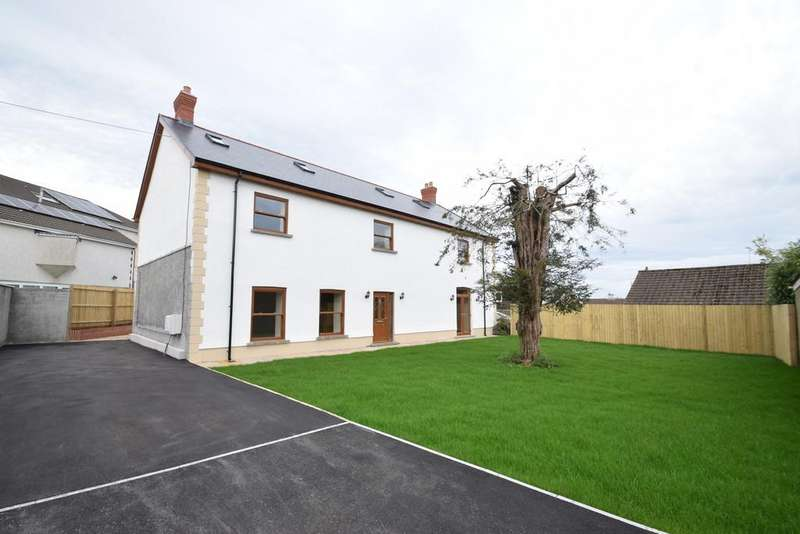 6 Bedrooms Farm House Character Property for sale in Ton Bach Farmhouse, Orchard Close, Pencoed, Bridgend, Bridgend County Borough, CF35 6RJ.