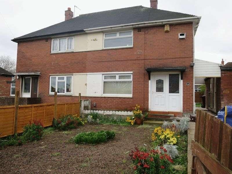 2 Bedrooms Semi Detached House for sale in Newlands Drive, Morley, Leeds