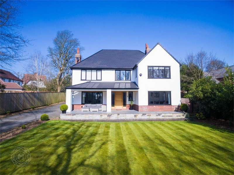 5 Bedrooms Detached House for sale in Victoria Road, Heaton, Bolton, Lancashire