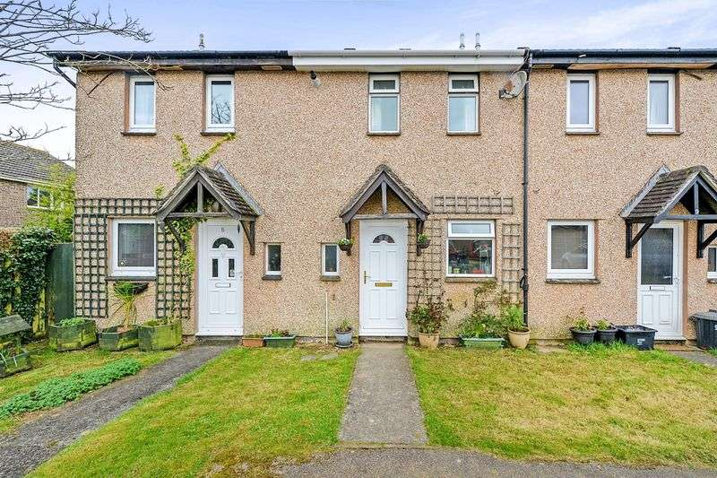 2 Bedrooms Terraced House for sale in Holly Close, Threemilestone