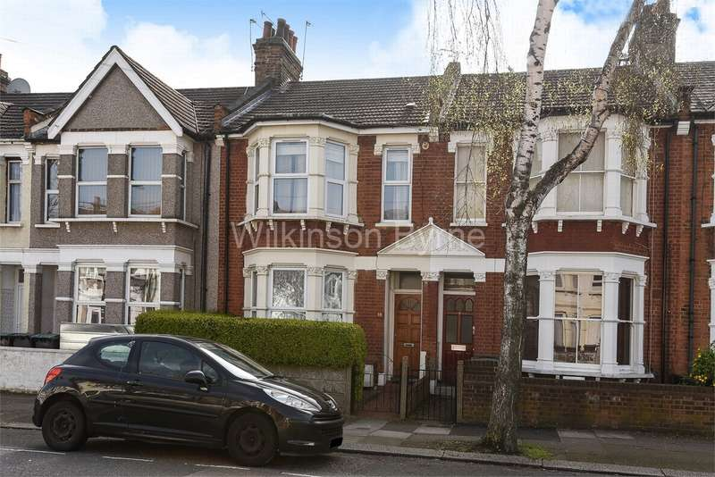 2 Bedrooms Flat for sale in Willingdon Road, Wood Green