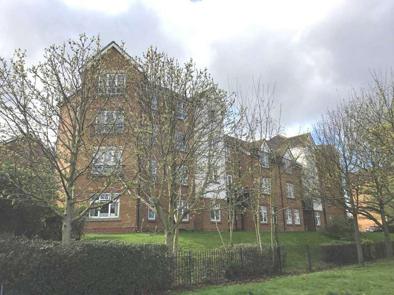 2 Bedrooms Apartment Flat for sale in Greenhaven Drive, Thamesmead West, SE28 8FX
