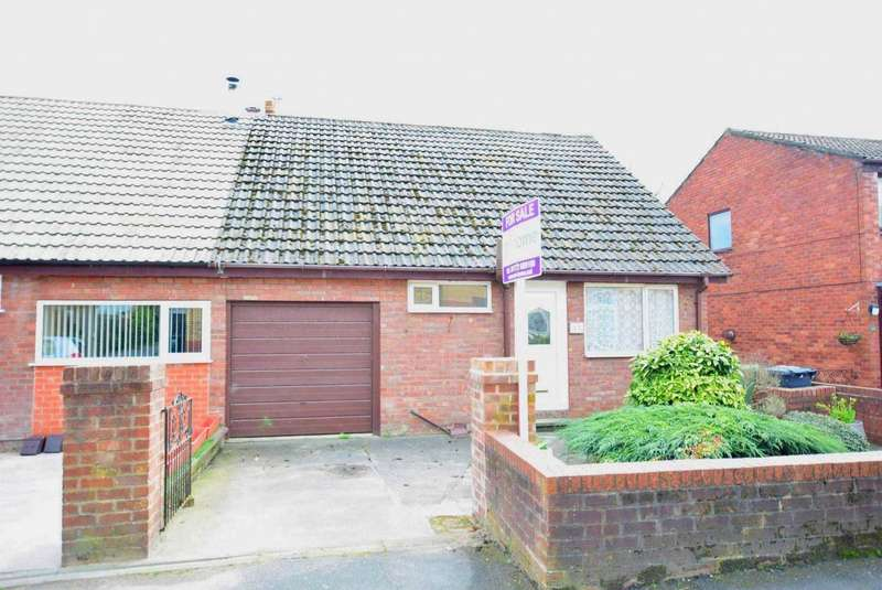3 Bedrooms Semi Detached House for sale in Railway Terrace, Wesham