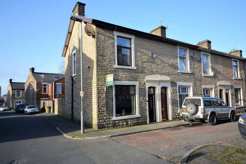 3 Bedrooms Terraced House for sale in Portland Street, Darwen