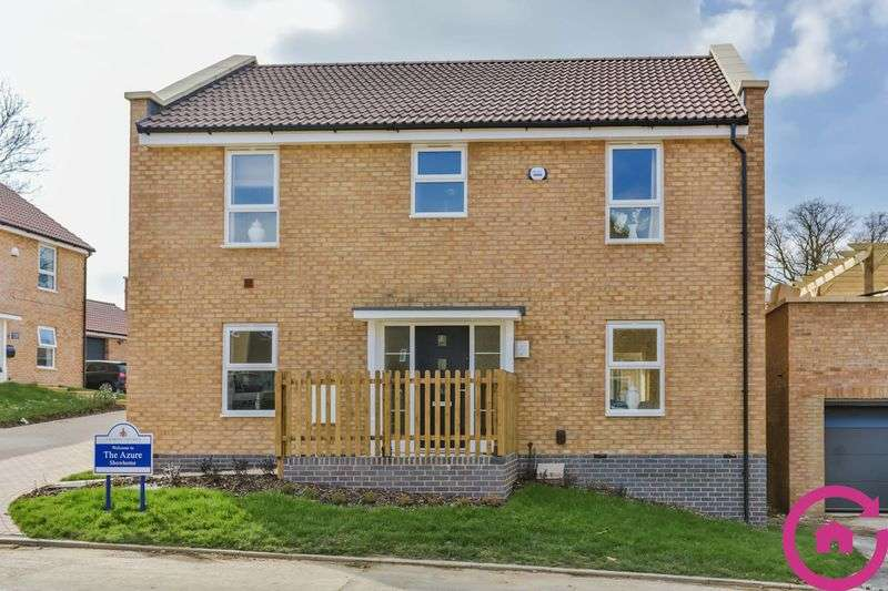 4 Bedrooms Detached House for sale in Birdlip Road, Cheltenham