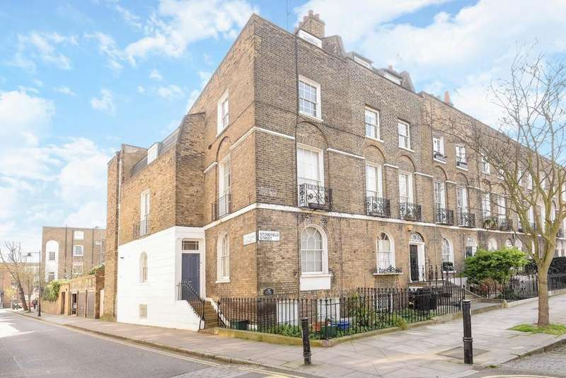 2 Bedrooms Flat for sale in Stonefield Street, Islington, N1