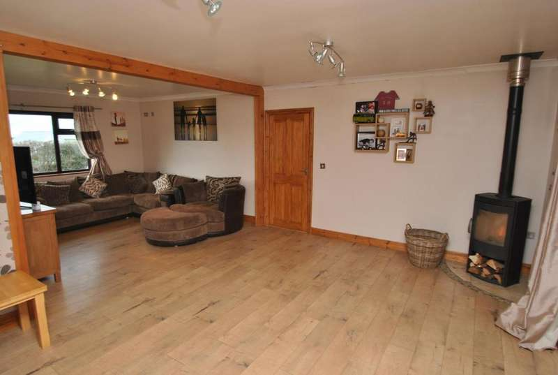 5 Bedrooms Bungalow for sale in Jacobstow, Bude