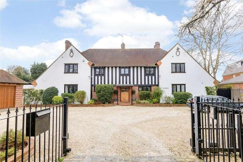 5 Bedrooms Detached House for sale in Packhorse Road, Gerrards Cross, Buckinghamshire