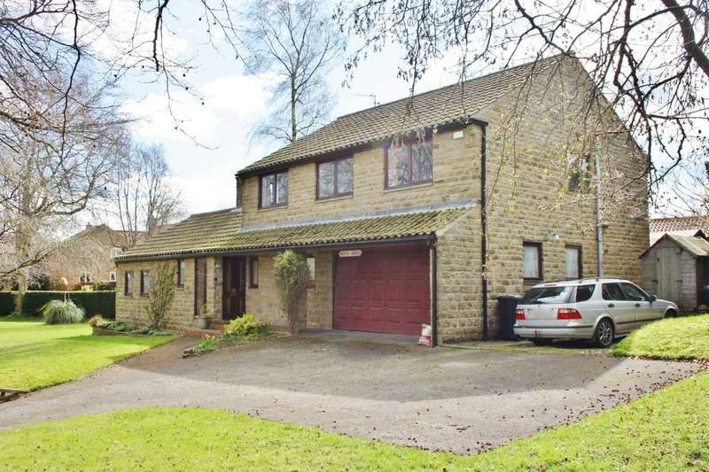 4 Bedrooms Detached House for sale in College Road, Ripon
