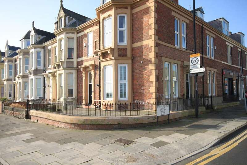 2 Bedrooms Maisonette Flat for sale in Beverley Terrace, Cullercoats, NE30