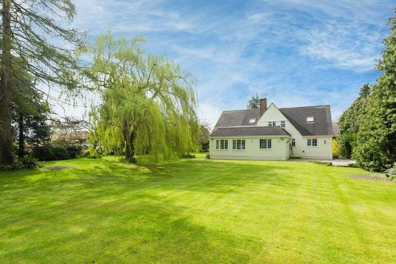 5 Bedrooms Detached House for sale in 54 Church Lane, Drayton
