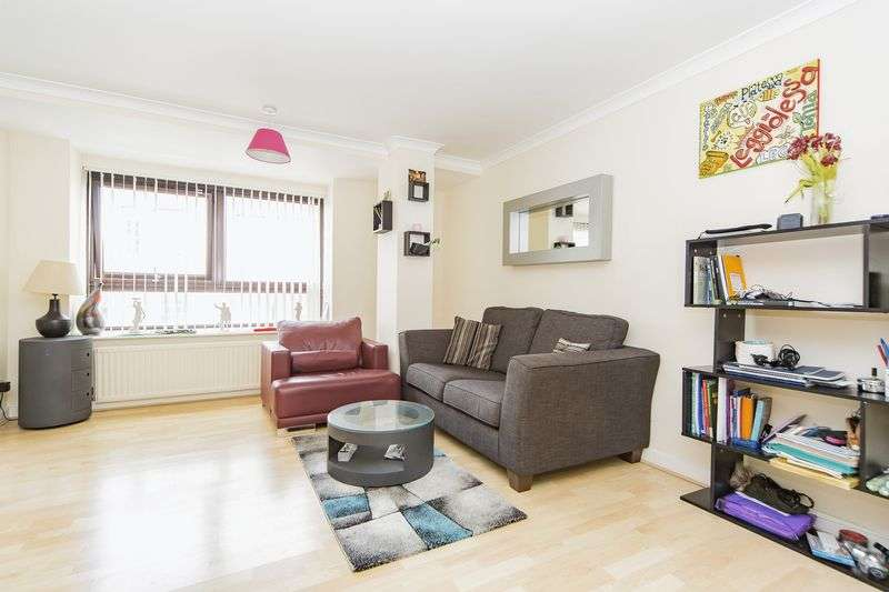 1 Bedroom Flat for sale in Free Trade Wharf, 340 The Highway, London
