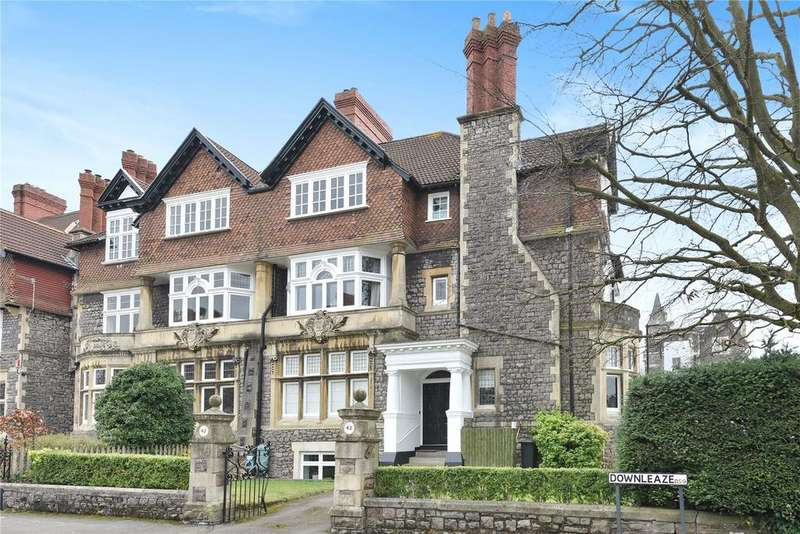 3 Bedrooms Apartment Flat for sale in Downleaze, Stoke Bishop, Bristol, Somerset, BS9