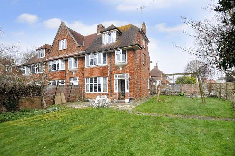 5 Bedrooms Terraced House for sale in Richmond Road, Worthing