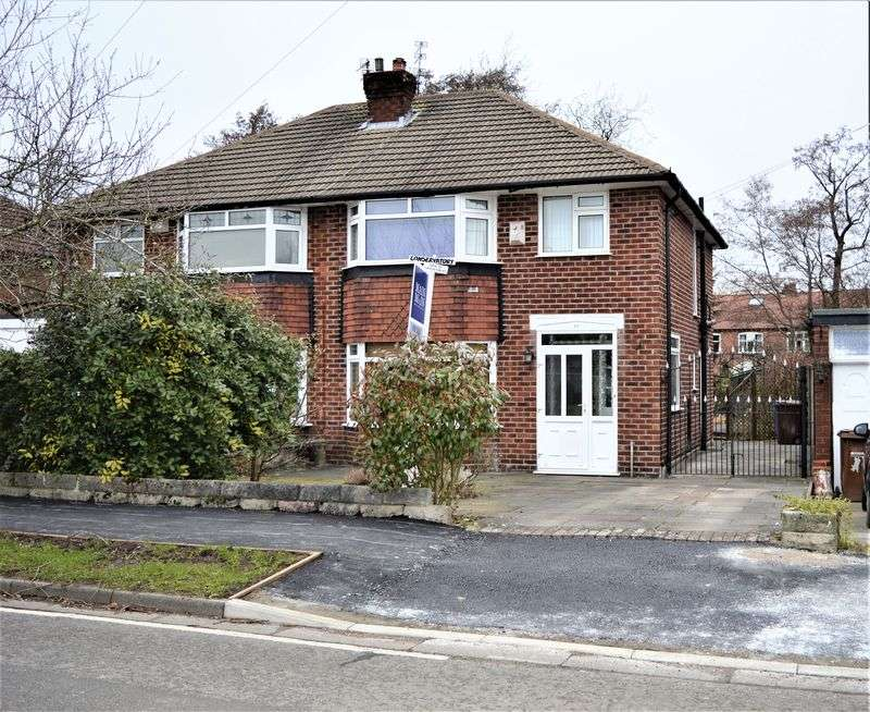 3 Bedrooms Semi Detached House for sale in Queensway, Heald Green, Cheadle