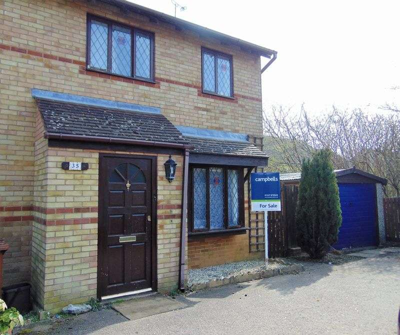 3 Bedrooms Terraced House for sale in Sherwood Drive, Daventry, NN11 9SA