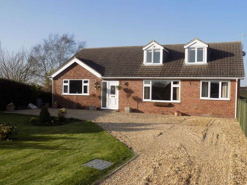 4 Bedrooms Detached Bungalow for sale in Station Road, Sutton Cum Lound