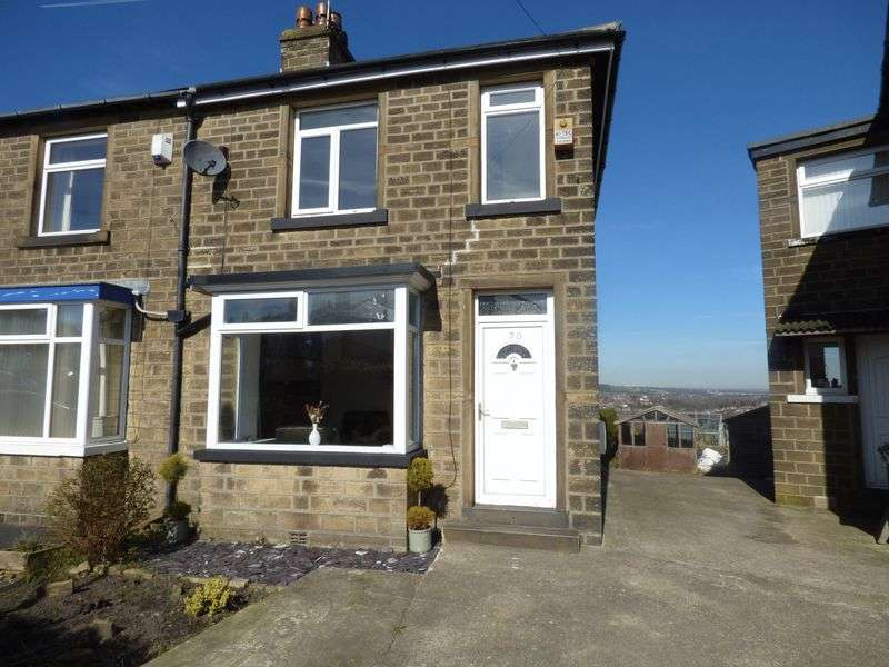 2 Bedrooms Semi Detached House for sale in Gramfield Road, Huddersfield