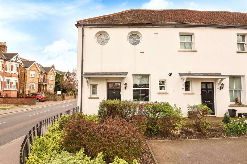 2 Bedrooms End Of Terrace House for sale in Hogarth Close, Uxbridge, Middlesex, UB8