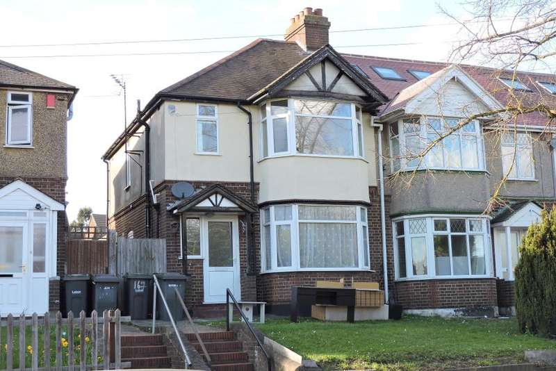 3 Bedrooms End Of Terrace House for sale in Crawley Green Road, Luton, Bedfordshire, LU2 0QL