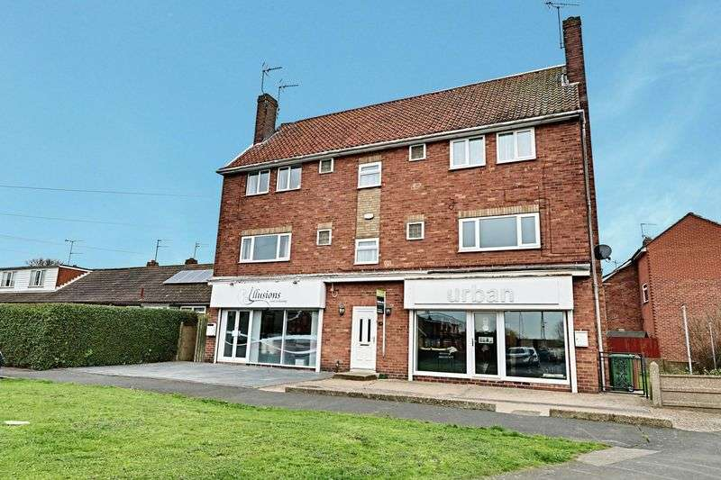 2 Bedrooms Flat for sale in Galfrid Road, Bilton