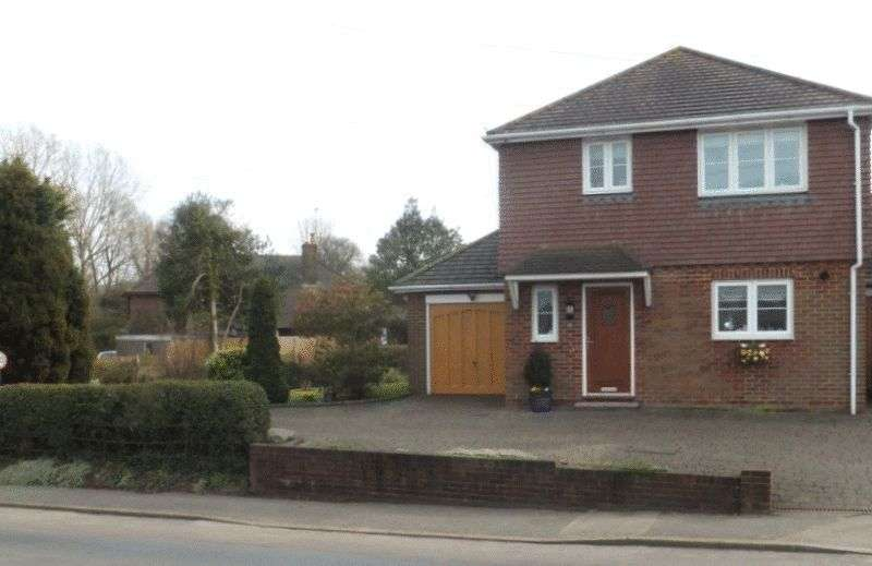 3 Bedrooms Detached House for sale in Pilgrims Way West, Sevenoaks