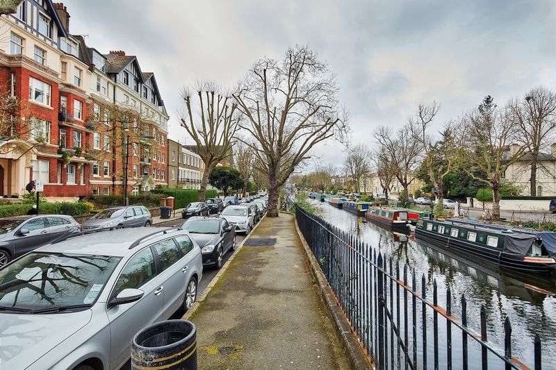 2 Bedrooms Flat for sale in Aubrey House, Maida Avenue W2