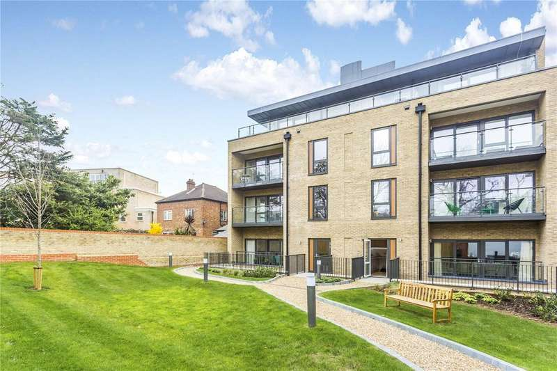 2 Bedrooms Flat for sale in Mulholland House, 77 Hartfield Road, London, SW19