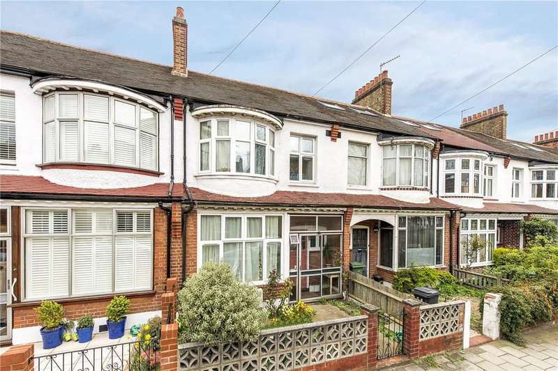 3 Bedrooms Terraced House for sale in Trelawn Road, Brixton, London, SW2