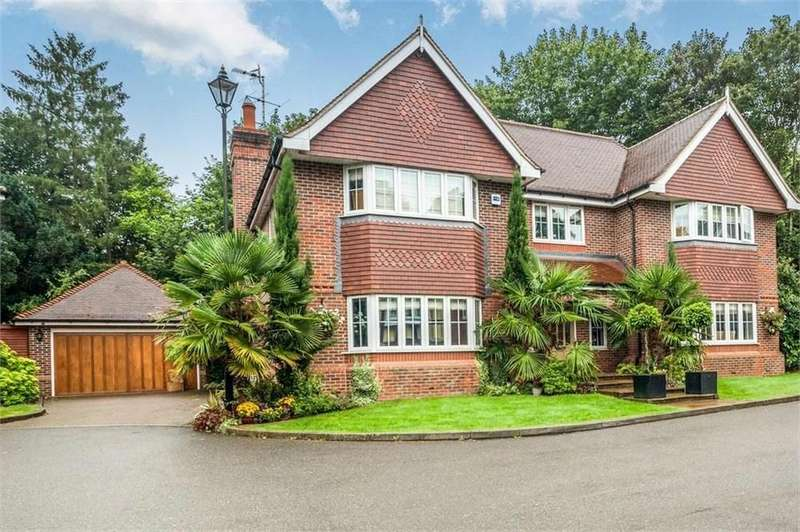 5 Bedrooms Detached House for sale in Aspens Place, HEMEL HEMPSTEAD, Hertfordshire