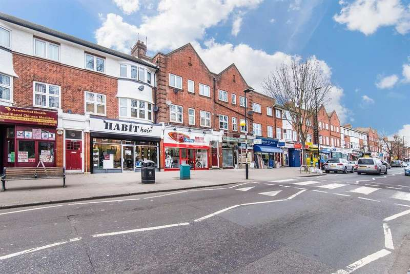2 Bedrooms Flat for sale in Ealing Park Mansions, Ealing