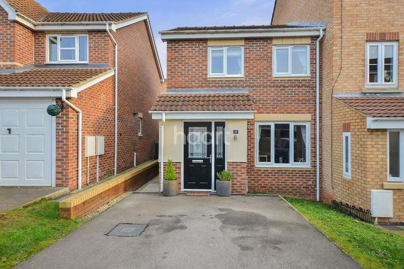 3 Bedrooms End Of Terrace House for sale in Longfield Avenue, Bilborough