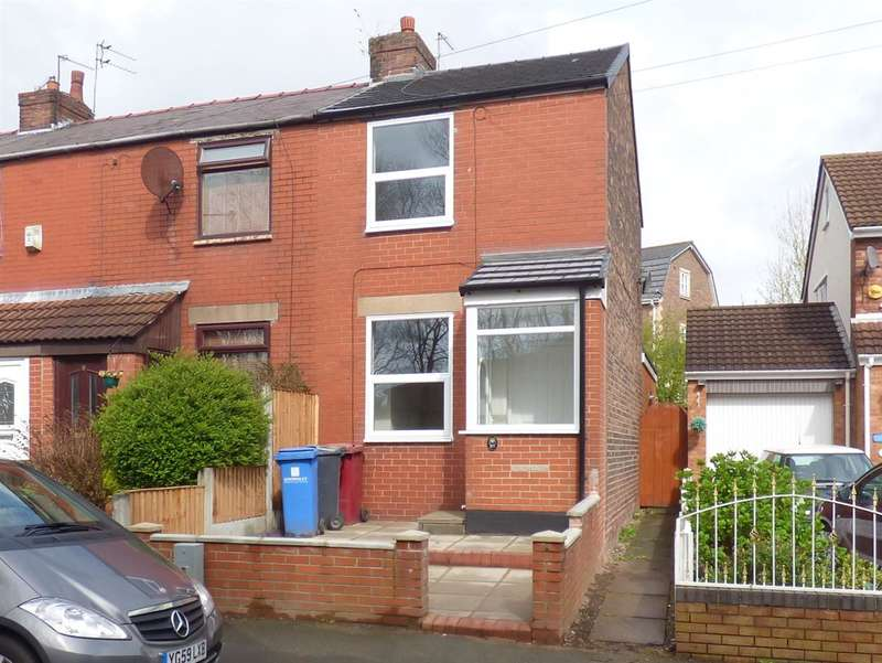 2 Bedrooms Terraced House for sale in Granite Terrace, Huyton, Liverpool