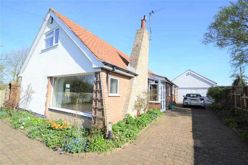 4 Bedrooms Detached Bungalow for rent in Vale View, Owthorpe Road, Kinoulton, Nottingham
