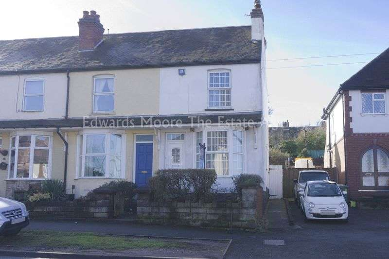 2 Bedrooms Terraced House for sale in Daw End Lane, Rushall, Walsall