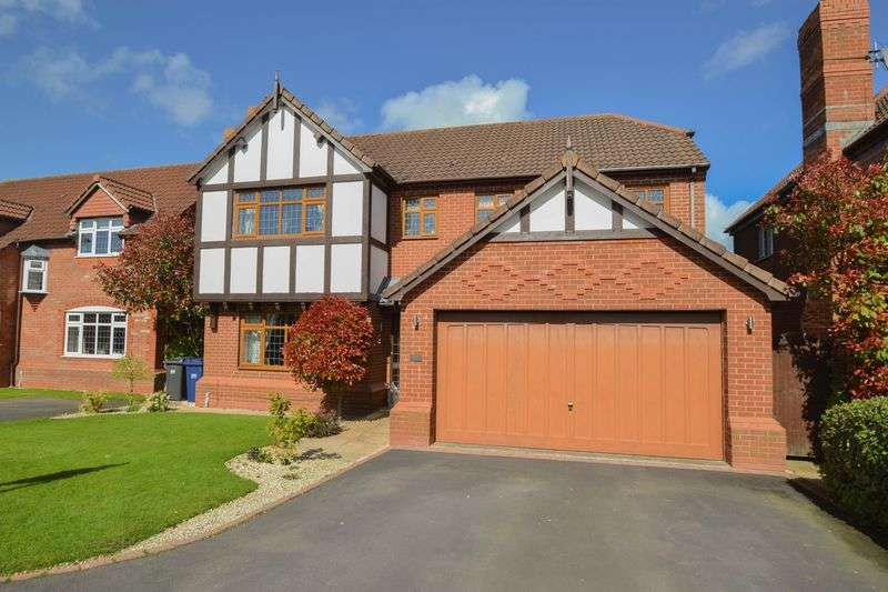 5 Bedrooms Detached House for sale in Jubilee Road, Walmer Bridge, Preston