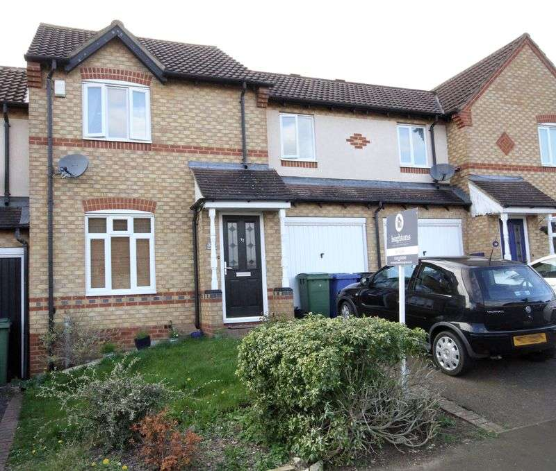 3 Bedrooms Terraced House for sale in Swallow Close, Brackley