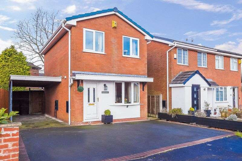 2 Bedrooms Detached House for sale in James Place, Standish