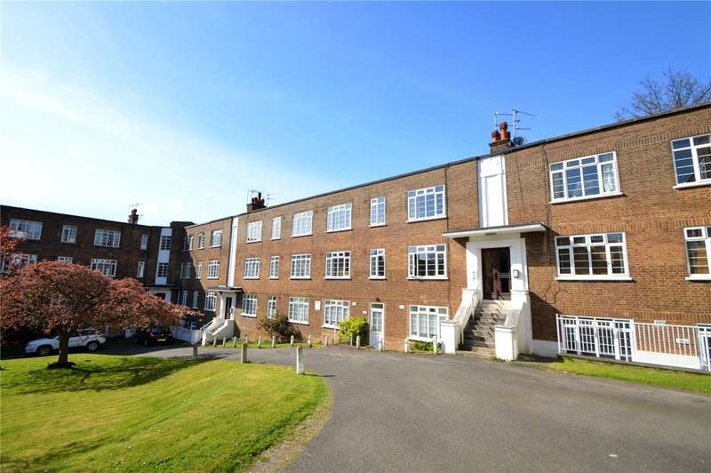 3 Bedrooms Apartment Flat for sale in Elmhurst Court, St. Peters Road, Croydon