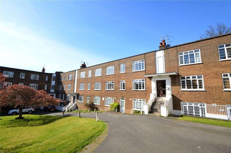 3 Bedrooms Apartment Flat for sale in Elmhurst Court, St. Peters Road, Croydon